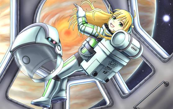 Astrogirl Miki Hoshii