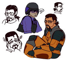 HLVRAI - sketches