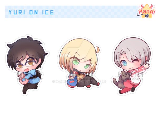 Yuri On Ice 2 by Hanni-Tan
