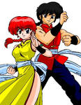 Ranma and Ranma