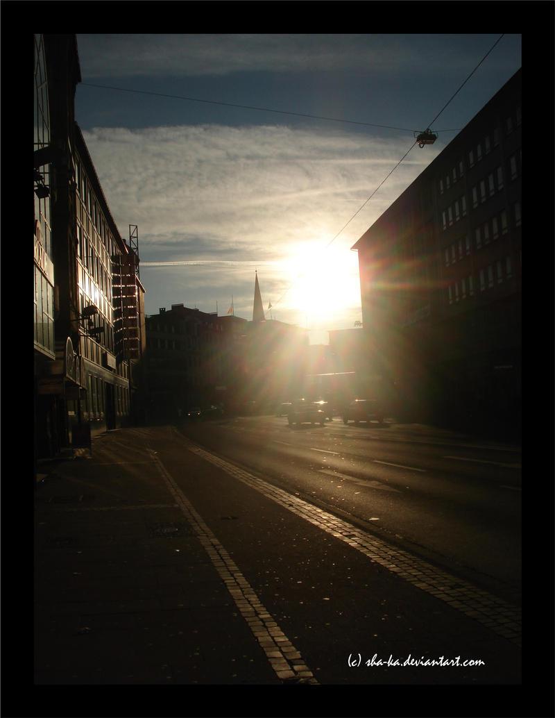 City Sun by sha-ka