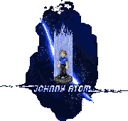 Johnny Atom by TheSnowMouse
