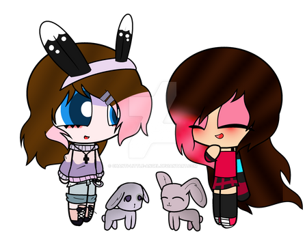 AT) Bunnies!