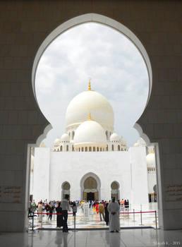 Abu Dhabi's Grand Mosque