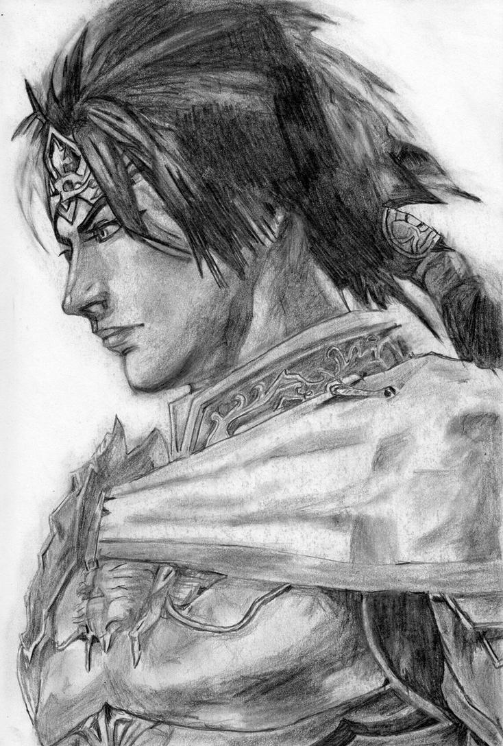 Zhao Yun, Dynasty Warriors 6 by LittleDragonZ on DeviantArt