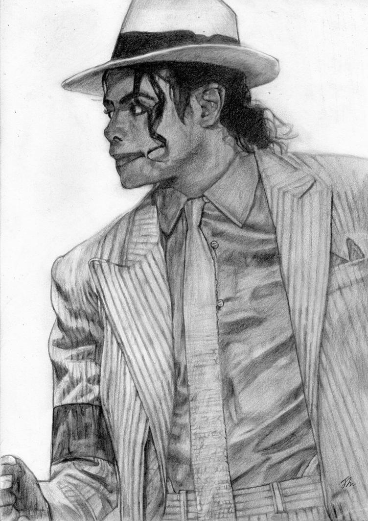 Michael Jackson by LittleDragonZ on DeviantArt