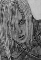 Kadaj, Final Fantasy VII: Advent Children by LittleDragonZ