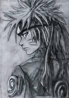 Naruto by LittleDragonZ