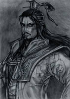 Zhuge Liang, Dynasty Warriors 7 by LittleDragonZ
