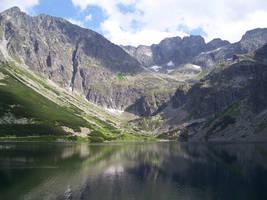 Tatra Mountains 7119 by silhoveete