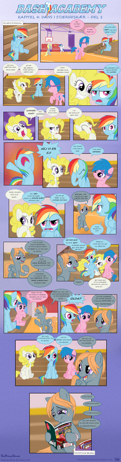 Danish - Dash Academy 4- Starlight Dance part 1