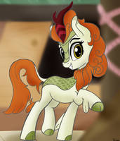 Autumn Blaze by VinaraMic
