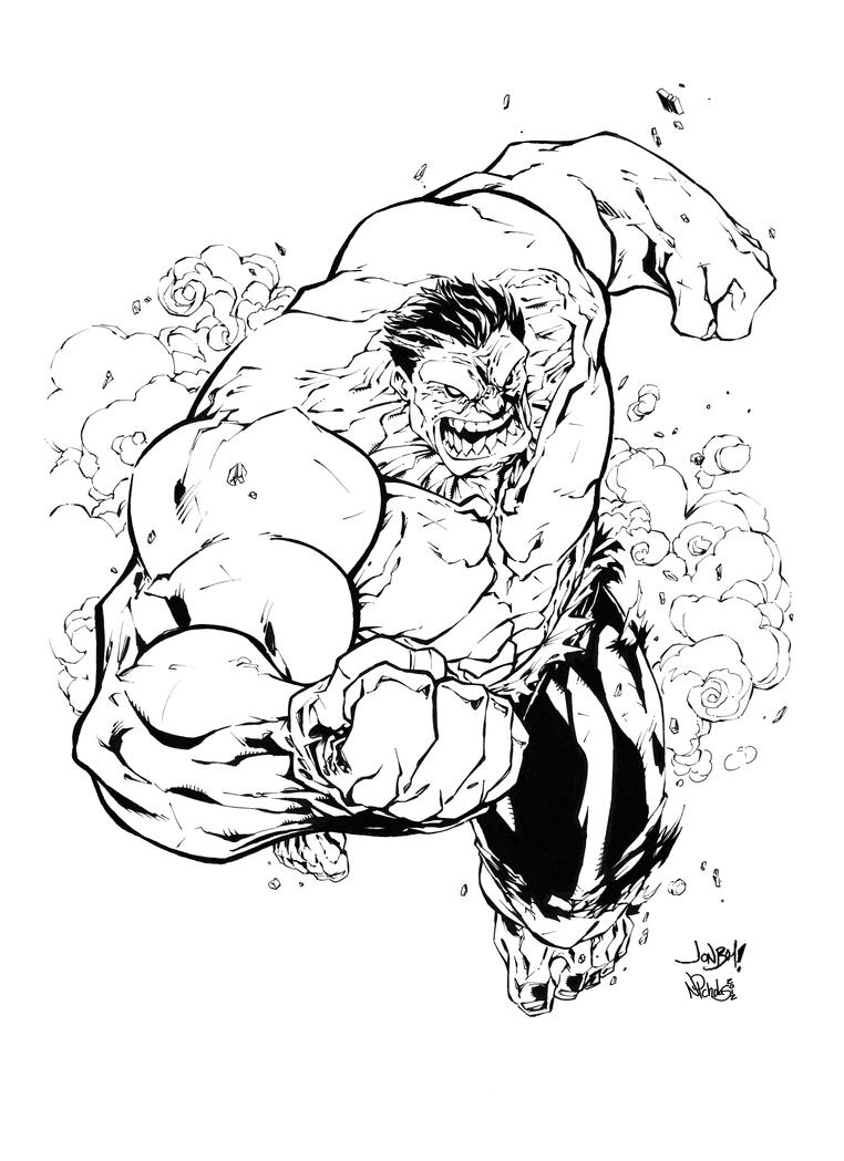 there. incredible hulk stencil clipart. learn how to draw the hulk ...