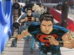 Superboy Transformation