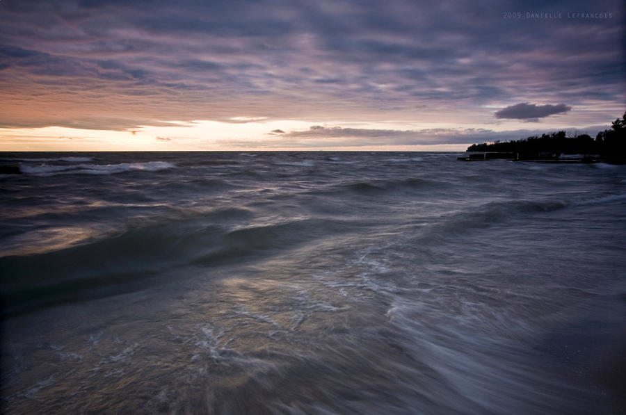 Rainbow Waves by Dani-Lefrancois