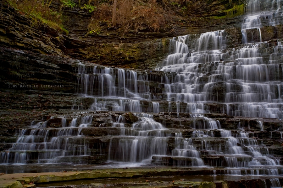 Albion Falls by Dani-Lefrancois