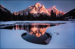 Mt. Kidd by Dani-Lefrancois