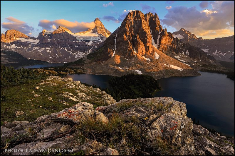 Astonishing Assiniboine by Dani-Lefrancois