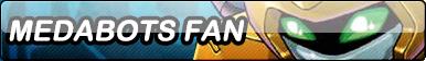 Commissions: Medabots Fan Button