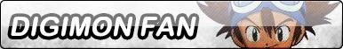 Digimon Fan Button by AceRome