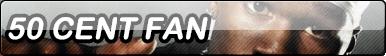 50-Cent Fan Button