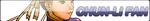 Chun-Li Fan Button by TyTrance