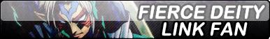 Fierce Deity Link Fan Button