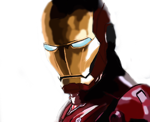 Iron Man by Iron-Palace