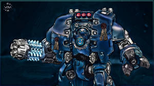 Ultramarines Leviathan Dreadnought