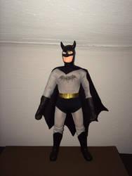 Batman (serial) Custom Action Figure by KenLaber