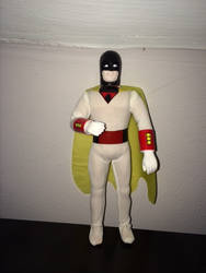 Space Ghost by KenLaber