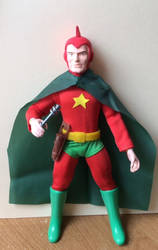Starman by KenLaber