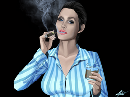 Doctor Harper by artist Zytah