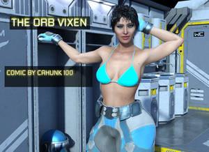 The Orb VIxen (Sample Preview cover )