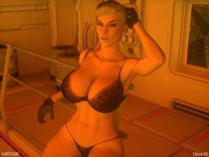 Veronica Shepard (Pinup)