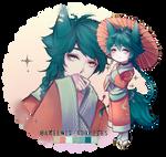 Kitsune Boy Adopt Auction [CLOSED]