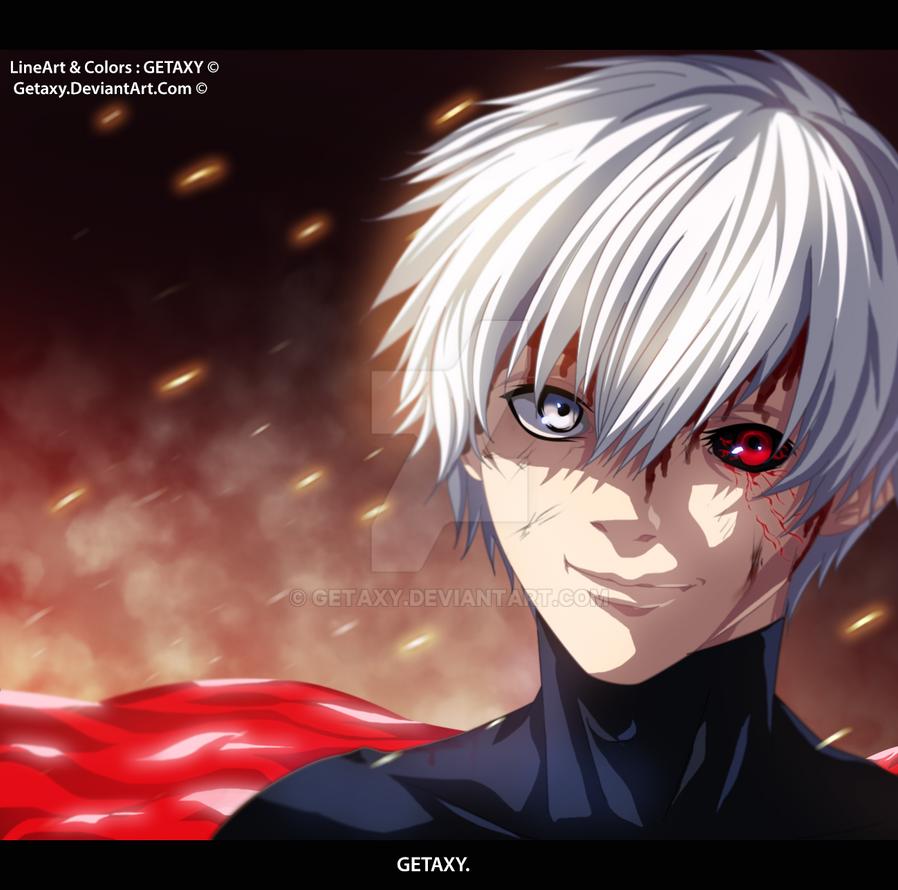 Tokyo Ghoul Re 76 Kaneki Ken By Getaxy On DeviantArt