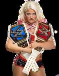 Alexa Bliss - RAW and Smackdown Women's Champion