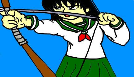 --Sacred Arrow--