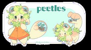 introducing: peetles!