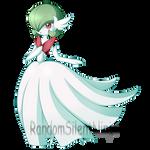 Fairy Type Collab - Mega Gardevoir