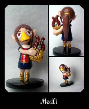 Legend of Zelda Medli Figure