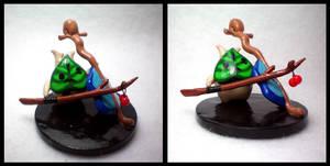 Zelda Mini Makar Figure