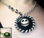 Jack Cameo Necklace