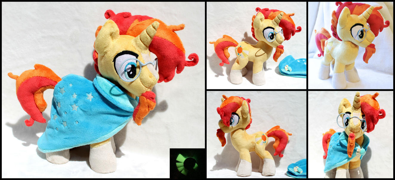 Sunburst Plush FOR SALE by stevoluvmunchkin