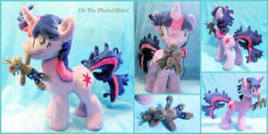 Lesson Zero Twilight Sparkle