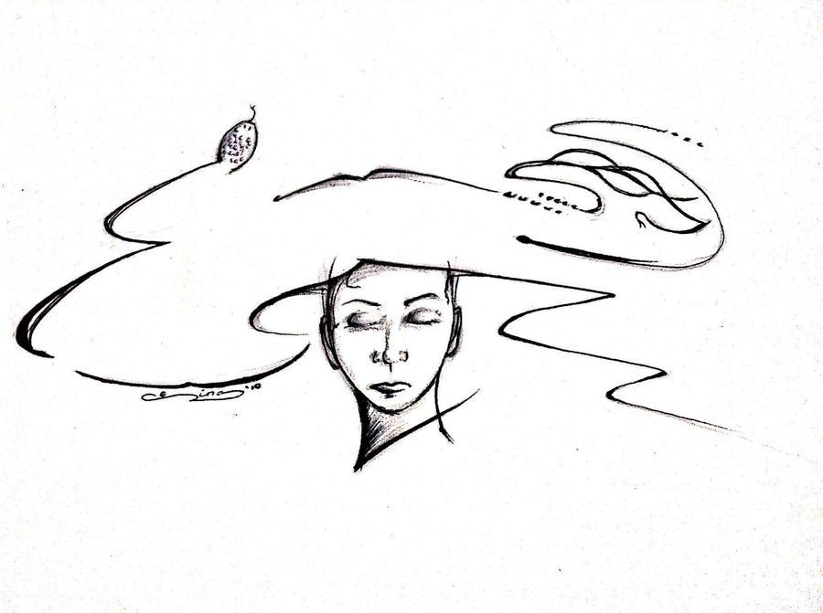 Medusa sketch by ditzydeviant