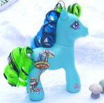 The Caterpillar Custom Pony
