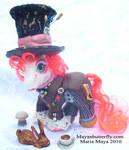 Mad Hatter Custom Little Pony