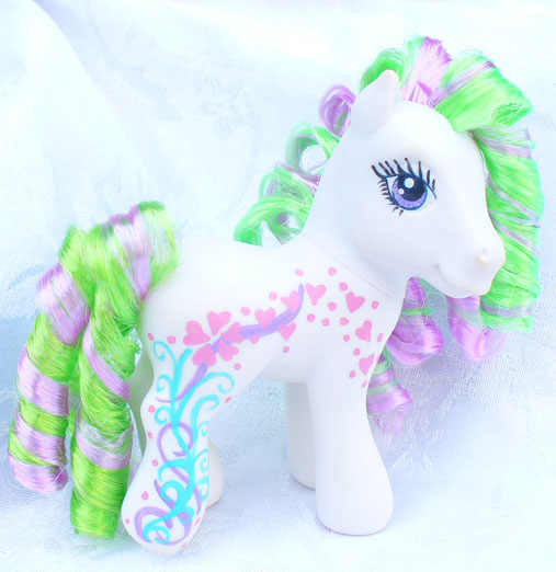 Love Bloom Custom Little Pony by mayanbutterfly